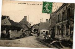 Houssay (L.-et-Ch.) - La Rue - Houssay