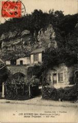 Les Rochers (pres Montoire-sur-le-Loir) - Maison Troglodyte - Montoire-sur-le-Loir