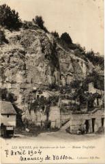 Les Rochers Pres Montoire-sur-le-Loir - Maison Troglodyte - Montoire-sur-le-Loir
