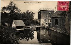 Moree (L.-et-Ch.) - Le Moulin - Morée
