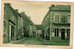 Moree (L.-et-Ch.) - Rue du Commerce - Morée