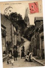 Moree - La Chemin de l'Eglise - Morée