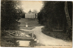 Rilly-sur-Loire - Chateau de la Haute-Borde-Vue de Parc - Rilly-sur-Loire