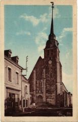 Souge (L. - et - Ch.) - Place de l'Eglise - Sougé