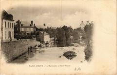 Saint-Amand-Montrond - La Marmande au Pont Paquet - Saint-Amand-Montrond