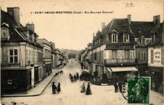 Saint-Amand-Montrond - Rue Benjamin Constant 18 Saint-Amand-Montrond