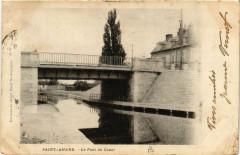 Saint-Amand-Montrond - Le Pont du Canal 18 Saint-Amand-Montrond