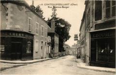 Chateaumeillant - Rue Etienne-Berger - Châteaumeillant