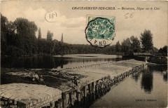 Chateauneuf-sur-Cher - Boissereau - Digue sur le Cher - Châteauneuf-sur-Cher