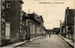 Meillant - La Route de Dun - Meillant