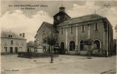 Chateaumeillant - Le Chapitre - Châteaumeillant