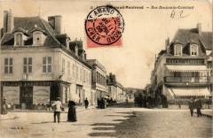 Saint-Amand-Montrond - Rue Benjamin-Constant 18 Saint-Amand-Montrond