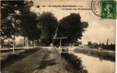 Saint-Amand-Montrond - Le Canal aux Fromenteaux 18 Saint-Amand-Montrond
