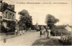 Brinon-sur-Sauldre - Ancienne Poste - Route de Lamotte-Beuvron - Brinon-sur-Sauldre