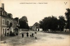 Bigny-Vallenay - Place du Marché - Vallenay