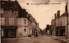 Saint-Amand-Montrond - Rue d'Austerlitz 18 Saint-Amand-Montrond