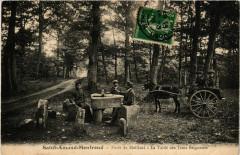 St-Amand-Montrond - Foret de Meillant - La Table - Meillant