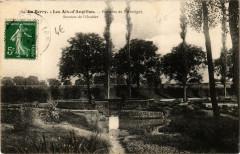 En Berry Les Aix -d'Angillon Fontaine de Valentigny Sources de - Les Aix-d'Angillon