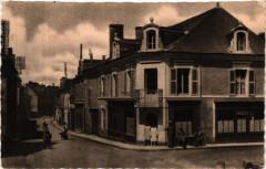 Saint-Martin-d'Auxigny La Grande-Rue - Saint-Martin-d'Auxigny
