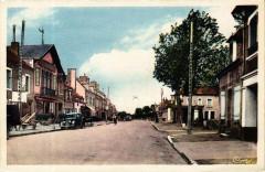 Saint-Amand-Montrond Avenue Jean-Jaures 18 Saint-Amand-Montrond