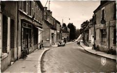 Argent-sur-Sauldre Rue Nationale - Argent-sur-Sauldre