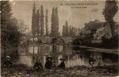 Chateauneuf-sur-Cher Le Vieux Pont - Châteauneuf-sur-Cher
