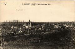 Lunery Vue générale, Sud. - Lunery