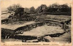 Env. de St-Amand-Montrind Drevant Les Ruines - Drevant