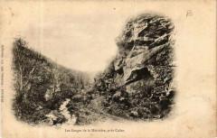 Les Gorges de la Metiviere, pres Culan 18 Culan