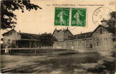 Dun-sur-Auron Exterieur Colonies Familiale - Dun-sur-Auron