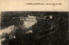 Bruere-Allichamps Pont sur le Cher et la Vallée - Bruère-Allichamps