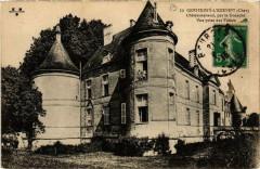 Germigny-L'Exempt Chateaurenaud, par la Guerche - Germigny-l'Exempt