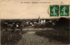 En Berry Veaugues Vue générale Ouest - Veaugues