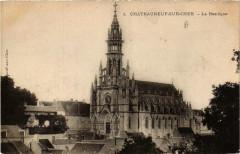 Chateauneuf-sur-Cher La Basulique - Châteauneuf-sur-Cher