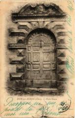 Dun-sur-Auron Porte Neuve - Dun-sur-Auron