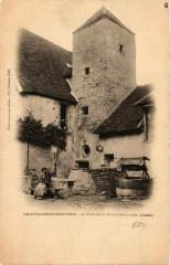 Chateauneuf-sur-Cher La Tour St-Martin batie sous Colbert - Châteauneuf-sur-Cher