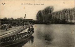 Herry La Gare du Canal - Herry