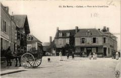 En Berry Culan Place de la Grand'Croix 18 Culan