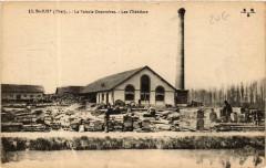 Saint-Just La Scierie Desroches - Les Chantiers - Saint-Just