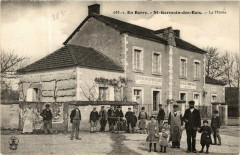 En Berry Saint-Germain-des-Bois La Mairie - Saint-Germain-des-Bois