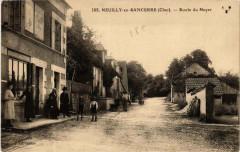 Neuilly-en-Sancerre Route du Noyer - Neuilly-en-Sancerre
