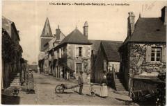 En Berry Neuilly-en-Sancerre La Grande-Rue - Neuilly-en-Sancerre