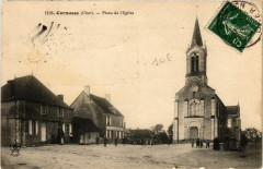 Cornusse - Place de Eglise - Cornusse