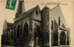 Saint-Amand-Montrond - Eglise - Ensemble Nord-Ouest 18 Saint-Amand-Montrond