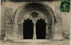 Saint-Amand-Montrond - Eglise - Porte du XIIe siecle 18 Saint-Amand-Montrond