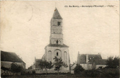 Germigny-l'Exempt - Eglise - Germigny-l'Exempt