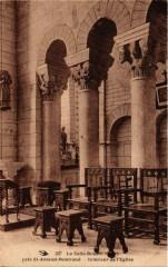 Saint-Amand-Montrond Intérieur de Eglise 18 Saint-Amand-Montrond