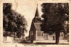 Uzay-le-Venon Eglise - Uzay-le-Venon