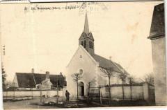 Sennecay Eglise - Senneçay