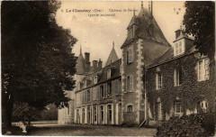 Le Chautay Chateau de Bernay - Le Chautay